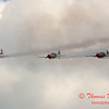 246 - Team Aerostar in Yakovlev Yak-52's perform at Wings over Waukegan 2012