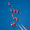 1411 - The RCAF Snowbirds performance at Wings over Waukegan 2012
