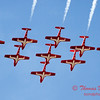1361 - The RCAF Snowbirds performance at Wings over Waukegan 2012