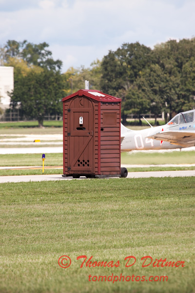 """482 - Paul Stender and the Indy Boys Mobile Out House bring new meaning to """"Hot Gas"""" at Wings over Waukegan 2012"""