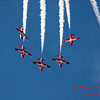 1608 - The RCAF Snowbirds performance at Wings over Waukegan 2012