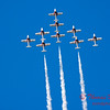 1404 - The RCAF Snowbirds performance at Wings over Waukegan 2012