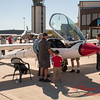 39 - Stemme Gmbh & Co S10-VT Glider on display at Wings over Waukegan 2012