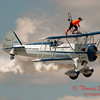 1015 - Wingwalker Tony Kazian and Dave Dacy perform at Wings over Waukegan 2012