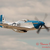 806 - Vlado Lenoch in his P-51 Mustang flies by Wings over Waukegan 2012