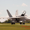1296 - VFA 106 Hornet East F/A-18 returns to earth after performing at Wings over Waukegan 2012