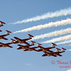 1789 - The RCAF Snowbirds performance at Wings over Waukegan 2012
