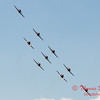 1714 - The RCAF Snowbirds performance at Wings over Waukegan 2012
