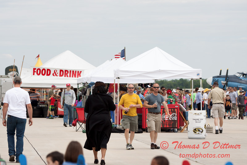 21 - 2015 Memorial Day Salute to Veteran's Airshow - Columbia Regional Airport - Columbia Missouri