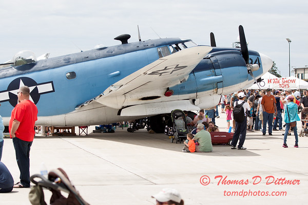 10 - 2015 Memorial Day Salute to Veteran's Airshow - Columbia Regional Airport - Columbia Missouri