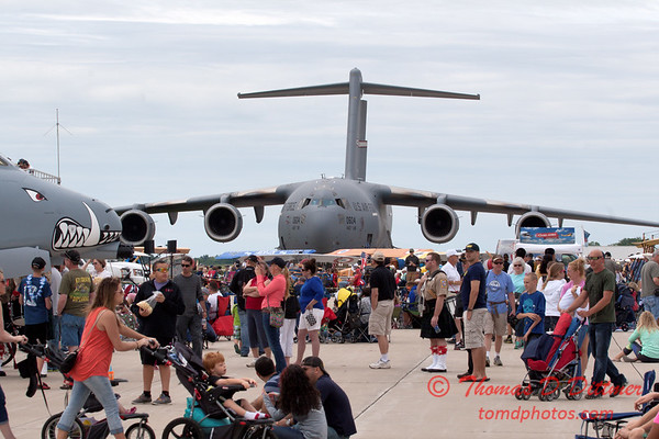 1 - 2015 Memorial Day Salute to Veteran's Airshow - Columbia Regional Airport - Columbia Missouri