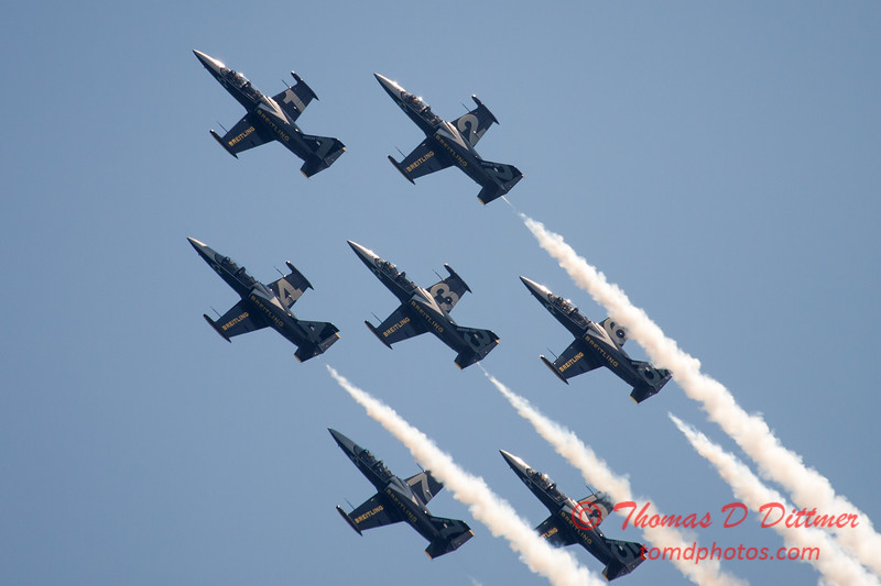 220 -  2015 Milwaukee Air & Water Show - Bradford Beach - Milwaukee Wisconsin