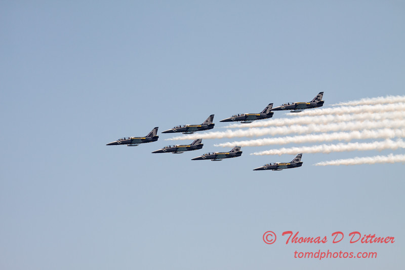 205 -  2015 Milwaukee Air & Water Show - Bradford Beach - Milwaukee Wisconsin