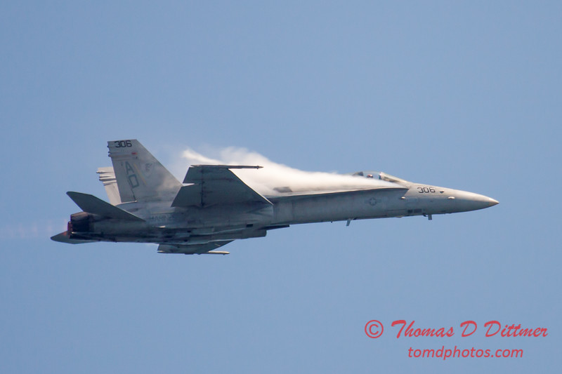 286 -  2015 Milwaukee Air & Water Show - Bradford Beach - Milwaukee Wisconsin
