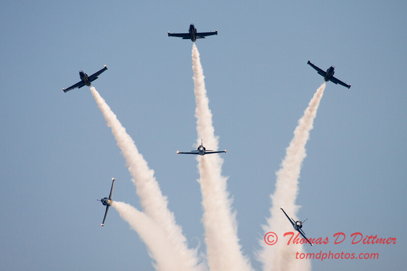 246 -  2015 Milwaukee Air & Water Show - Bradford Beach - Milwaukee Wisconsin