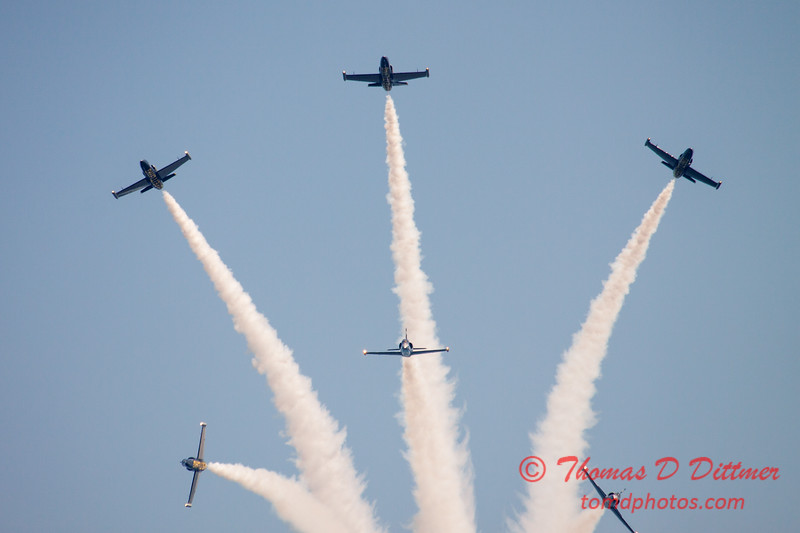 247 -  2015 Milwaukee Air & Water Show - Bradford Beach - Milwaukee Wisconsin