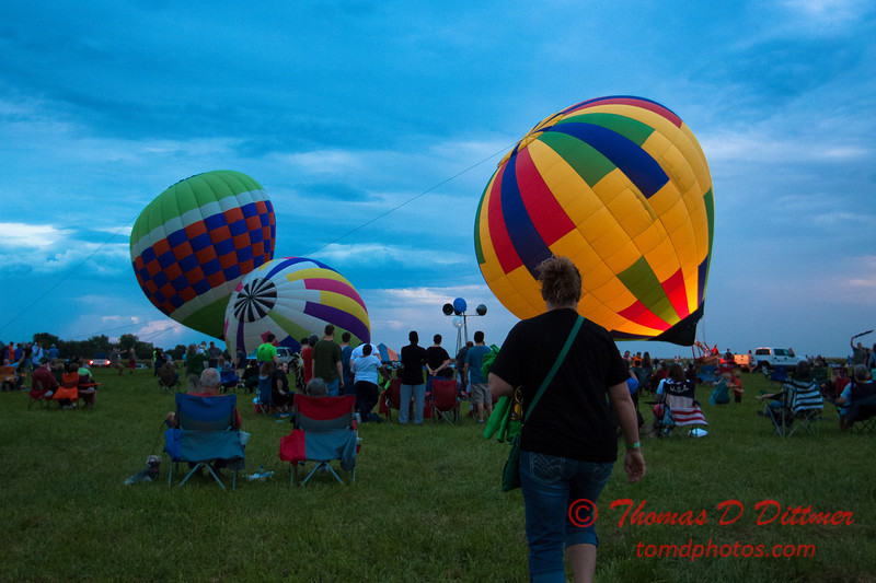 Lincoln Art & Balloon Festival - Logan County Airport - Lincoln Illinois - #77