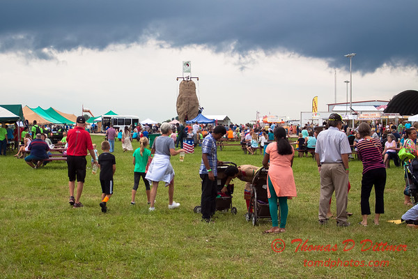 Lincoln Art & Balloon Festival - Logan County Airport - Lincoln Illinois - #1