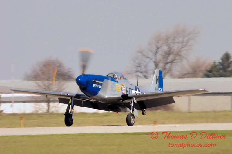 151 - Gathering of TBMs - Illinois Valley Regional Airport - Peru Illinois