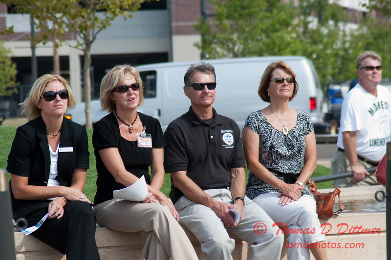 2010 - MultiModal Transportation Center Ground Breaking Ceremony - Uptown Normal Illinois - Saturday August 7 - 41