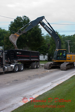 2010 - Willow Street Reconstruction - Normal Illinois - Tuesday July 13th - 45