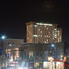 2011 - 4/1 - Night time in Uptown Normal Illinois - 2