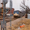 2011 - Southbound Amtrak Train -  Normal Illinois - 3/7 - 6