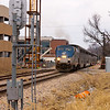 2011 - Southbound Amtrak Train -  Normal Illinois - 3/7 - 15