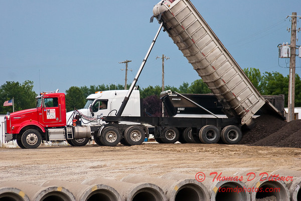 2010 - Roadbed Recycling - Normal Illinois - Wednesday July 19th - 16