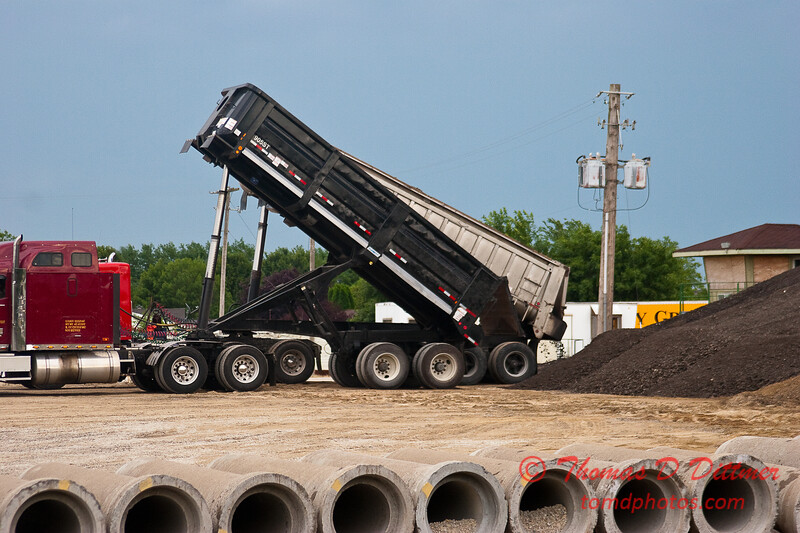 2010 - Roadbed Recycling - Normal Illinois - Wednesday July 19th - 11
