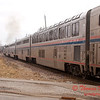 2011 - Southbound Amtrak Train -  Normal Illinois - 3/7 - 22
