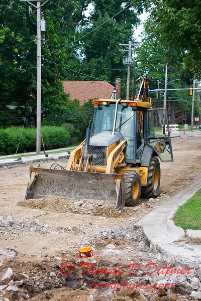 2010 - Willow Street Reconstruction - Normal Illinois - Tuesday July 13th - 11