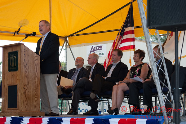 2010 - MultiModal Transportation Center Ground Breaking Ceremony - Uptown Normal Illinois - Saturday August 7 - 38