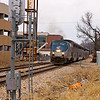 2011 - Southbound Amtrak Train -  Normal Illinois - 3/7 - 16