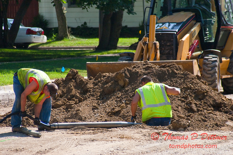 2010 - Willow Street Reconstruction - Normal Illinois - Wednesday July 19th - 28
