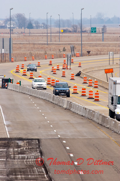 2011 - Interstate 55 Reconstruction - 3/4 - 3