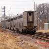 2011 - Southbound Amtrak Train -  Normal Illinois - 3/7 - 26