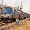 2011 - Southbound Amtrak Train -  Normal Illinois - 3/7 - 21