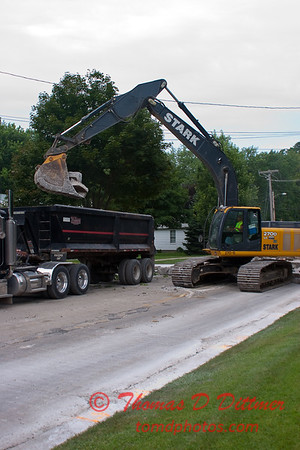 2010 - Willow Street Reconstruction - Normal Illinois - Tuesday July 13th - 43