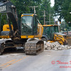 2010 - Willow Street Reconstruction - Normal Illinois - Tuesday July 13th - 2