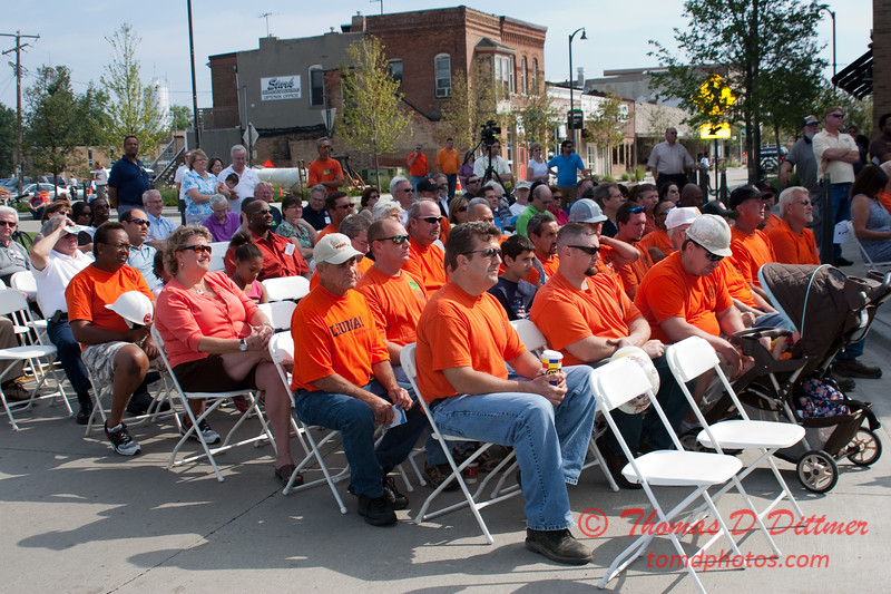 2010 - MultiModal Transportation Center Ground Breaking Ceremony - Uptown Normal Illinois - Saturday August 7 - 37