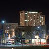 2011 - 4/1 - Night time in Uptown Normal Illinois - 3