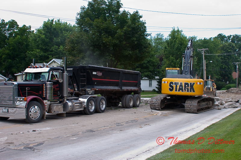 2010 - Willow Street Reconstruction - Normal Illinois - Tuesday July 13th - 32
