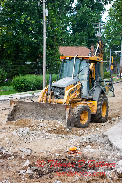 2010 - Willow Street Reconstruction - Normal Illinois - Tuesday July 13th - 12