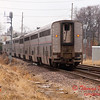 2011 - Southbound Amtrak Train -  Normal Illinois - 3/7 - 25