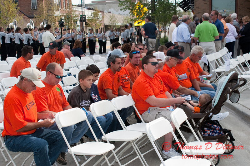 2010 - MultiModal Transportation Center Ground Breaking Ceremony - Uptown Normal Illinois - Saturday August 7 - 15