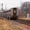 2011 - Southbound Amtrak Train -  Normal Illinois - 3/7 - 28