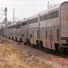 2011 - Southbound Amtrak Train -  Normal Illinois - 3/7 - 23