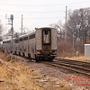 2011 - Southbound Amtrak Train -  Normal Illinois - 3/7 - 29
