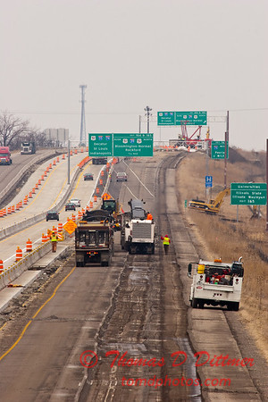 2011 - Interstate 55 Reconstruction - 3/4 - 5